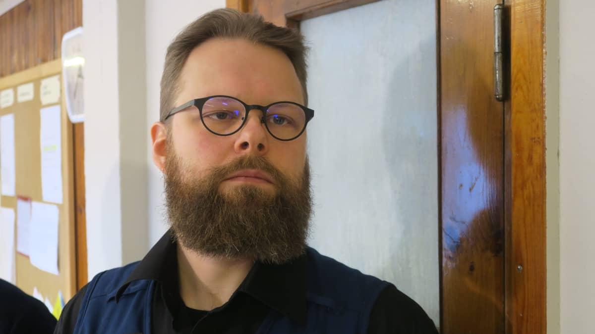 Psykologi Mikko Ylipekka