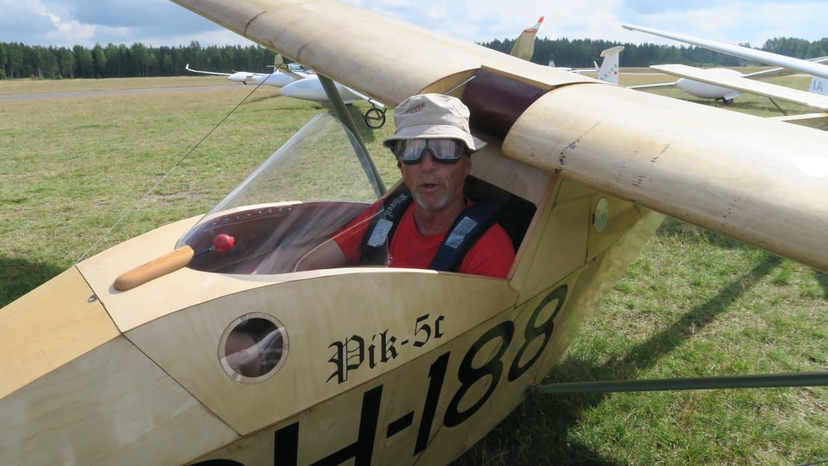 Pik-5c ja Pekka Hänninen