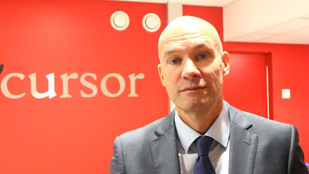 Cursorin uusi toimitusjohtaja David Lindström