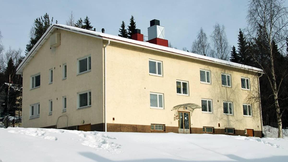 Etelärinteen lapsi- ja nuoriskoti Rovaniemellä