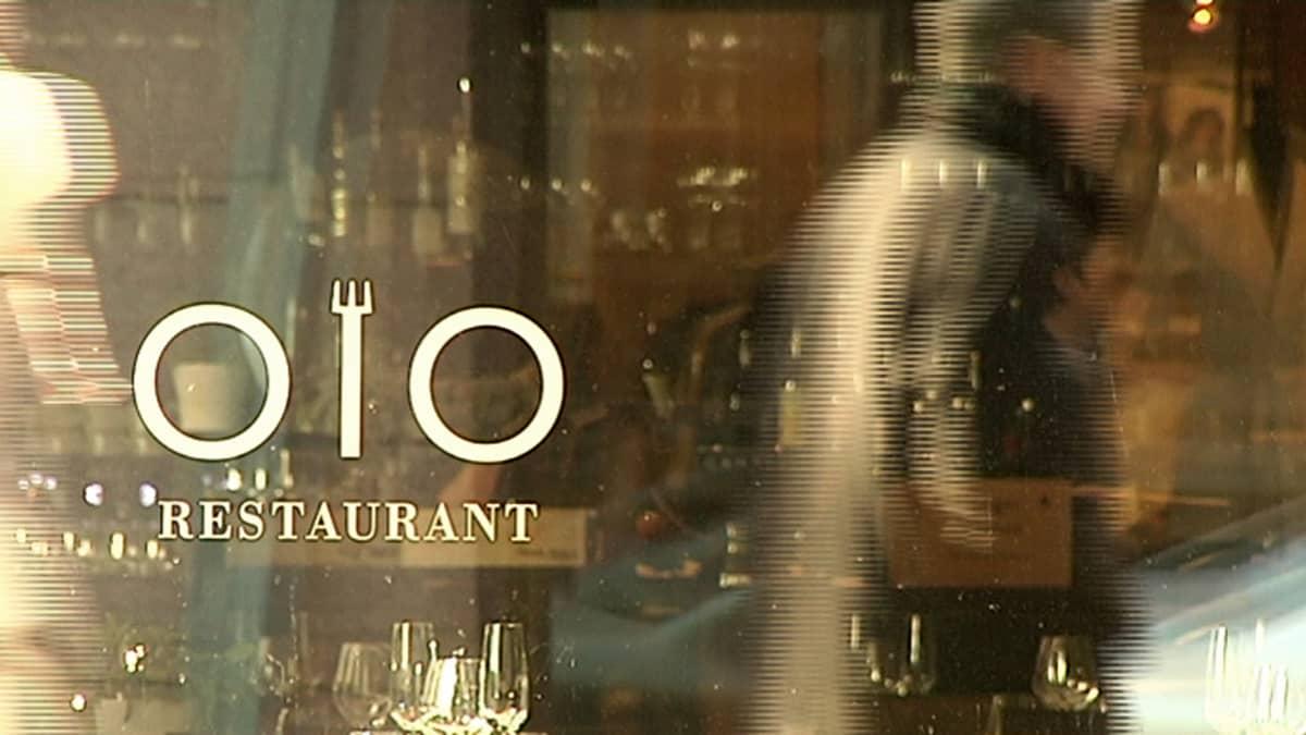 Olo on yksi Helsingin neljästä Michelin-ravintolasta.