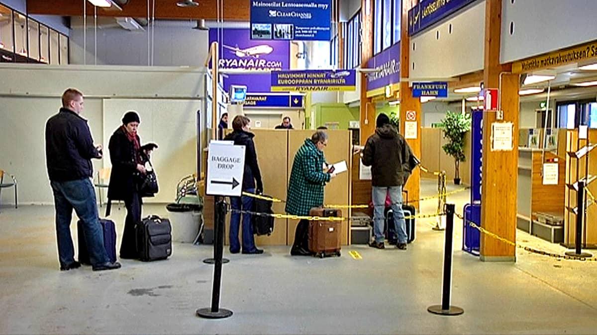 Tampere-Pirkkalan lentokentän terminaali 2