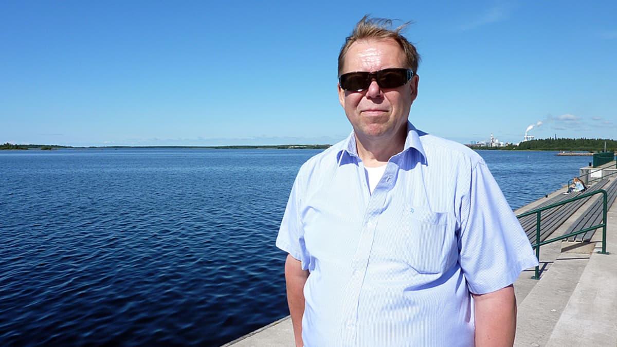 Lapin kauppakamarin toimitusjohtaja Timo Rautajoki