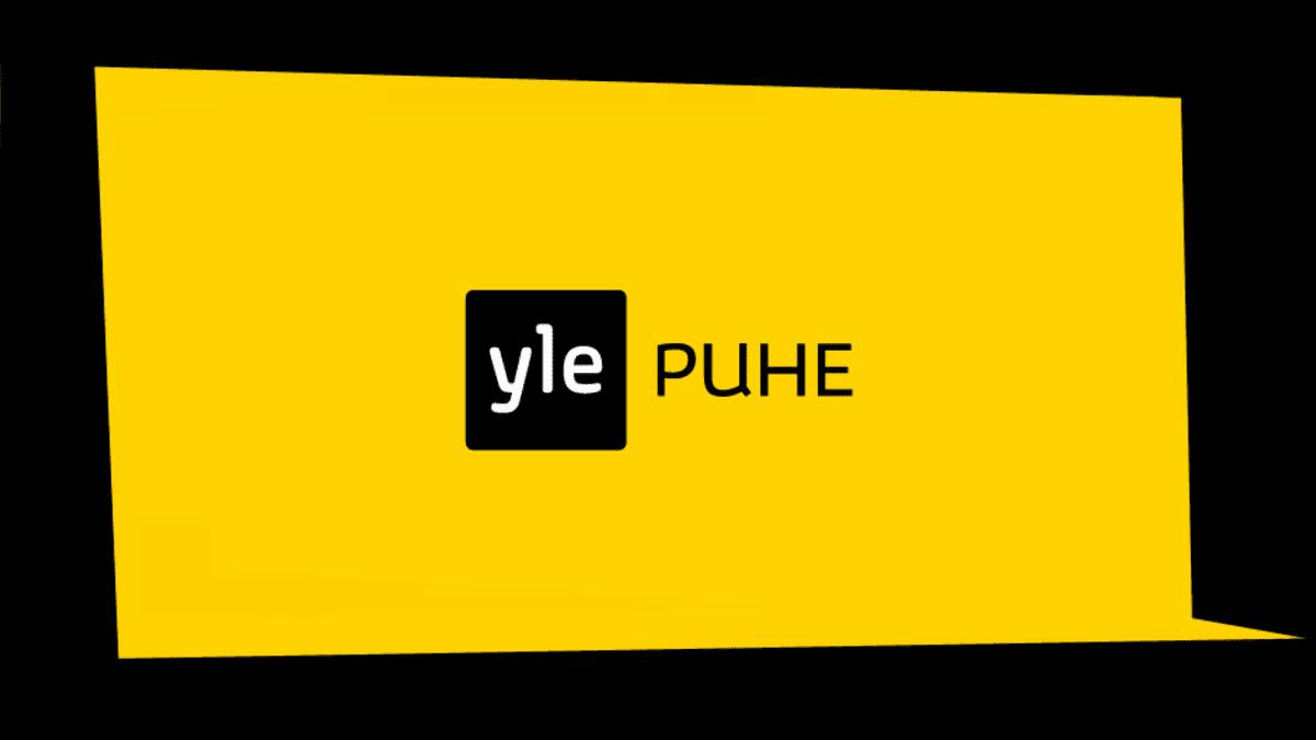 Yle Puheen logo.