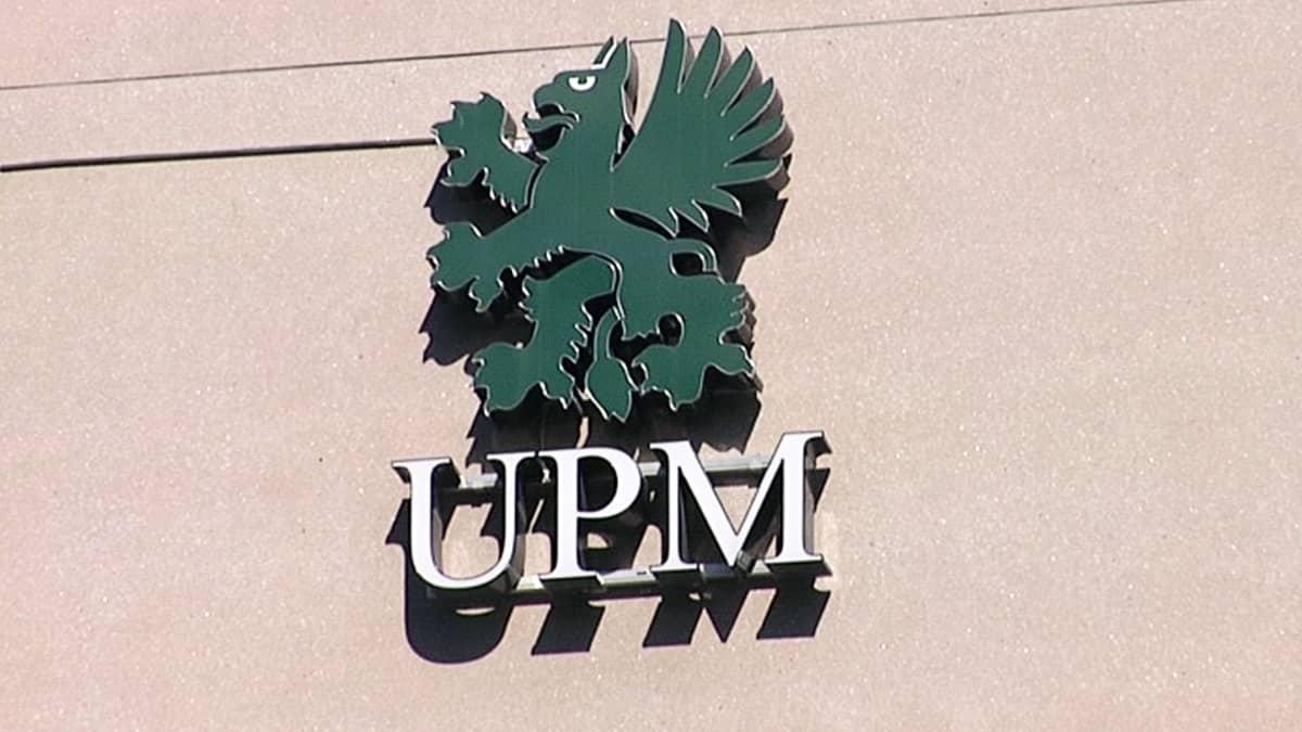 UPM:n logo