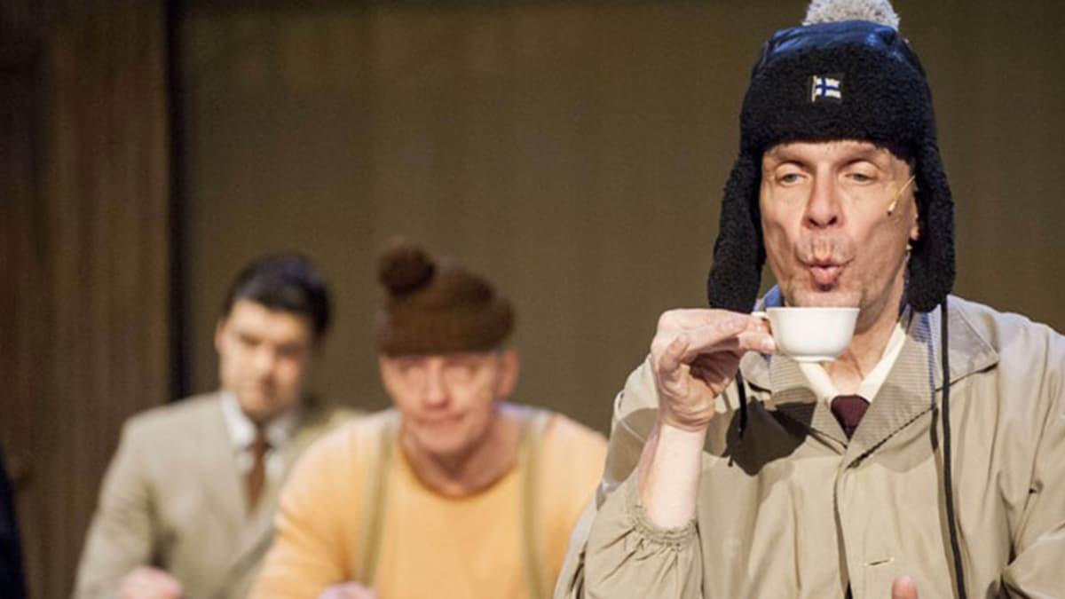 Teema-kanava esittää televisioversion Esa Leskisen näytelmästä Neljäs Tie.