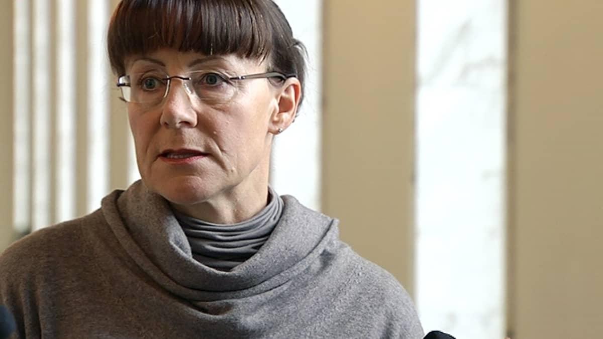 Pirkko Ruohonen-Lerner, Perussuomalaiset