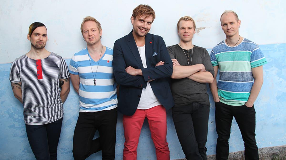 Neljänsuora-yhtye.