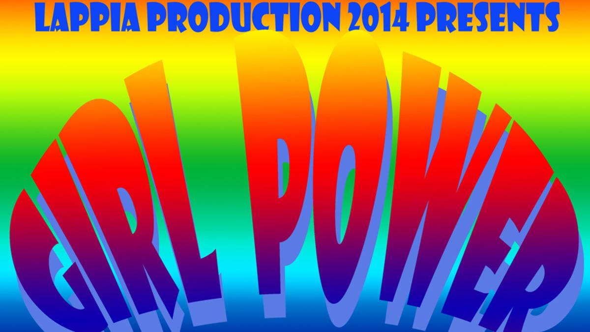 Pop & Jazz Konservatorion Girl Power-logo