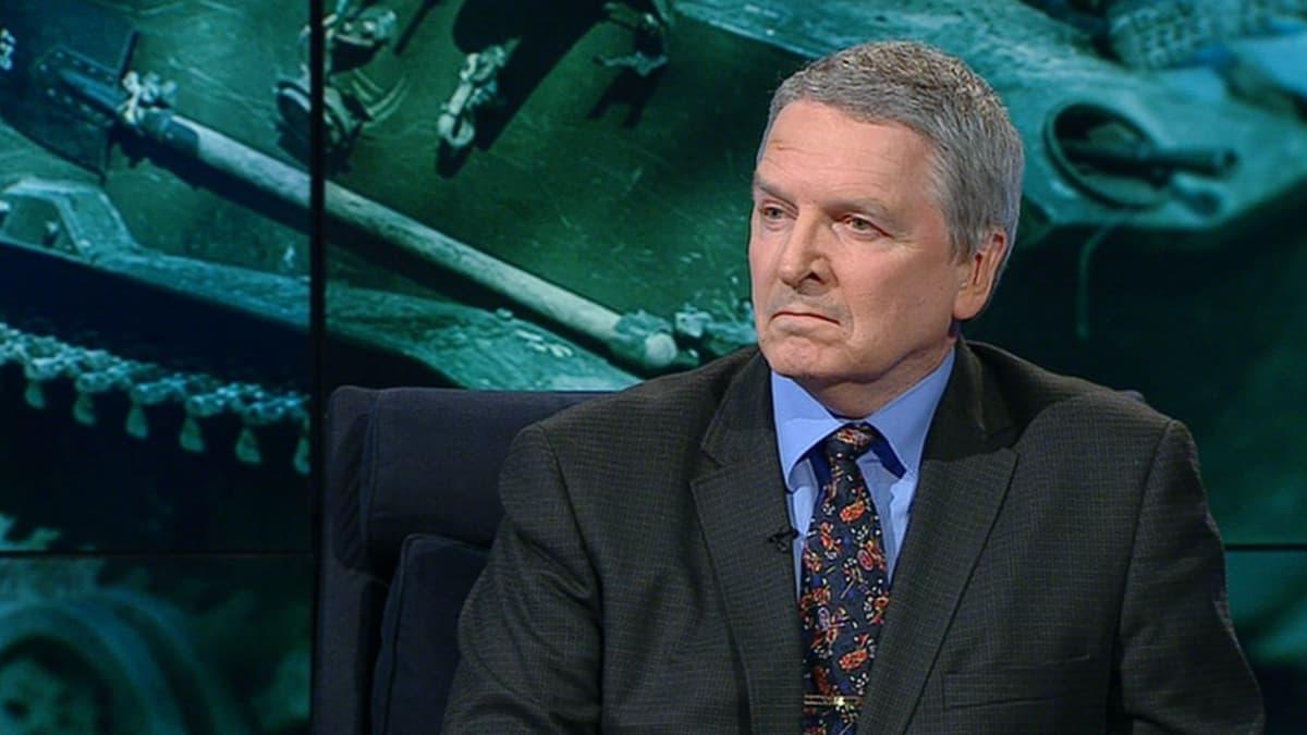 EU:n sotilastiedustelun johtaja Georgij Alafuzoff.