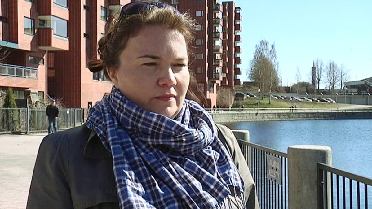 Marika Kutila.