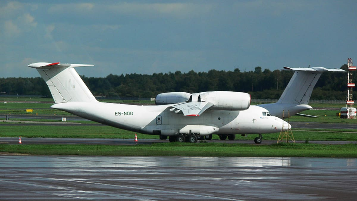 Antonov An-72