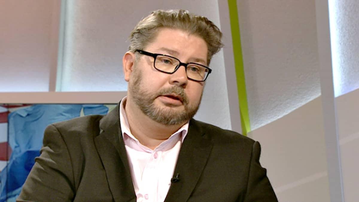 Heikki Patomäki.