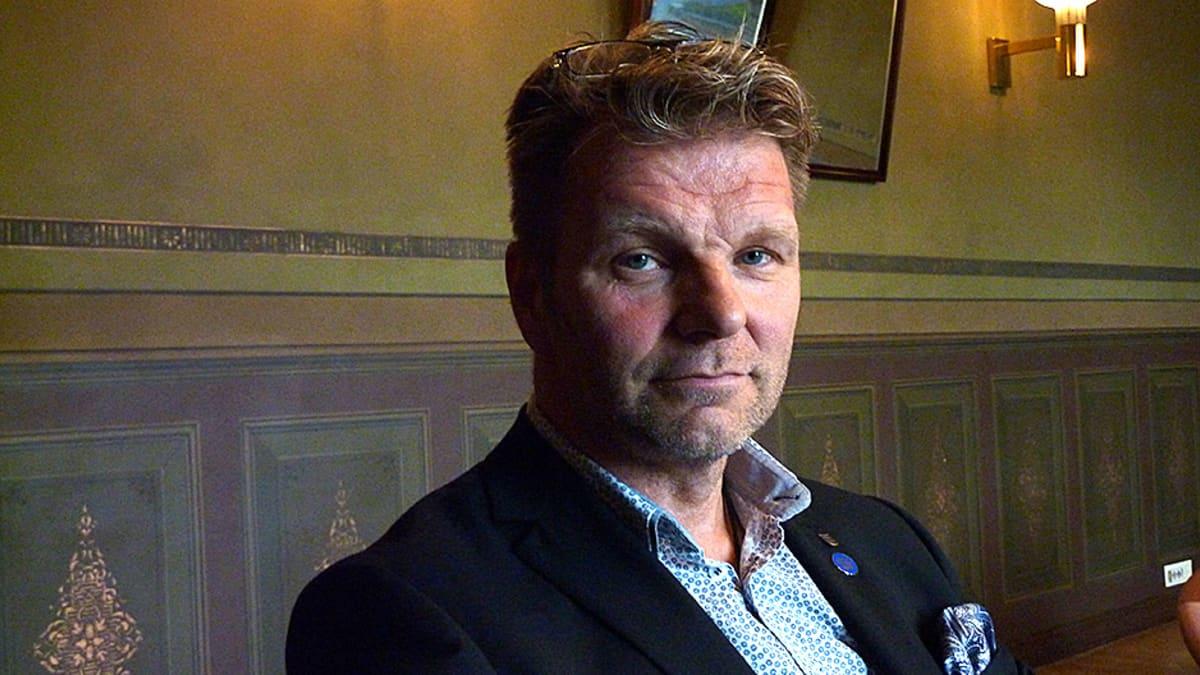 Tilaajajohtaja Markku Rimpelä