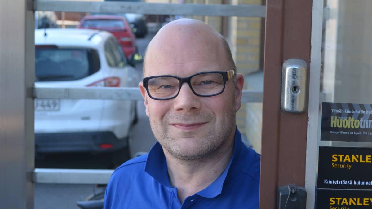 Risto Dufva valmentaa nykyisin Mikkelin Jukureita.