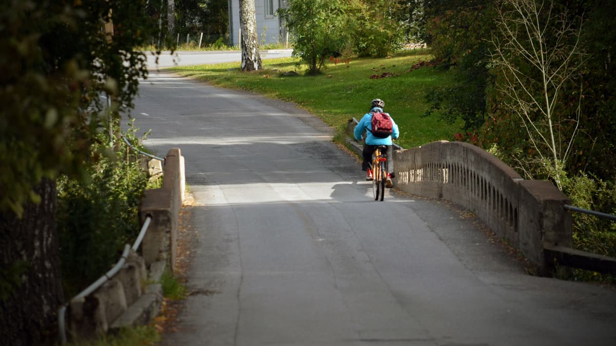Björkenheimin silta Seinäjoella