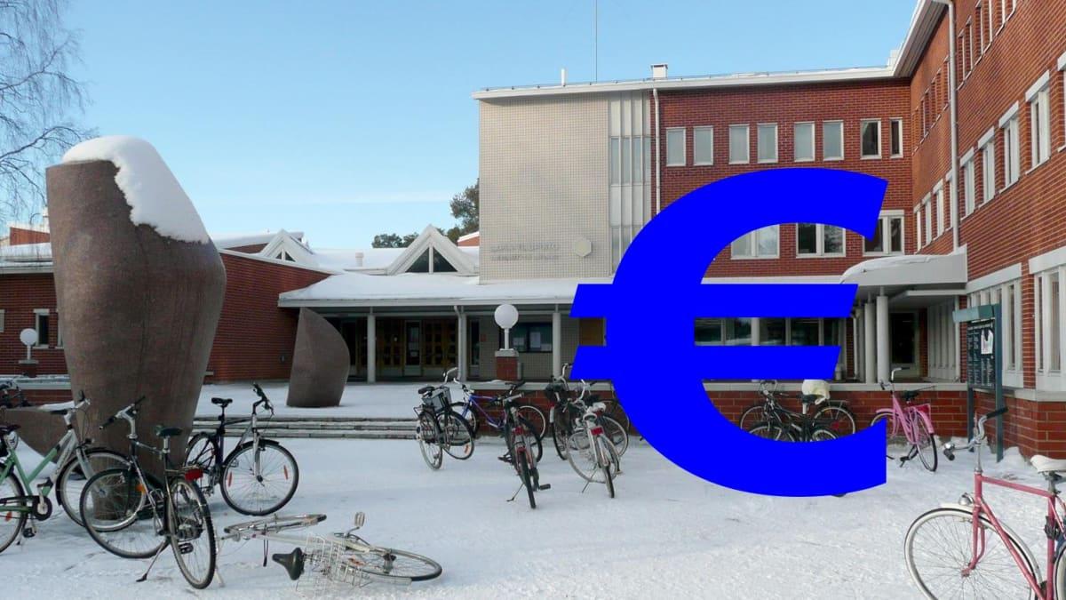 Lapin yliopisto ja euro