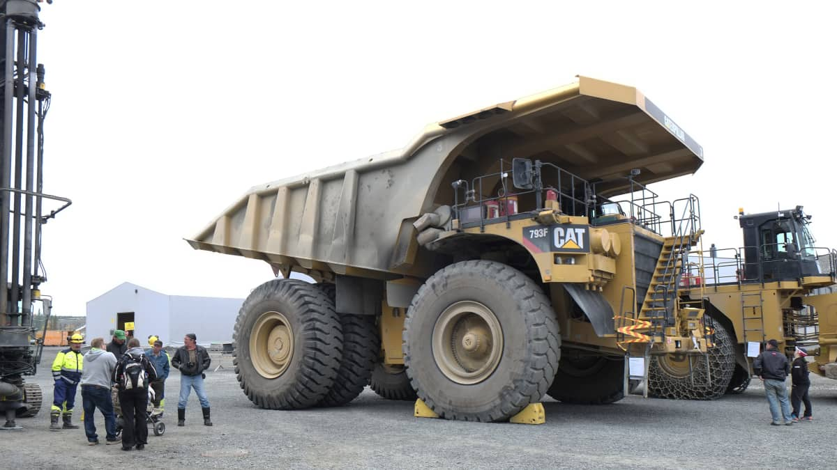 Kevitsan kaivos