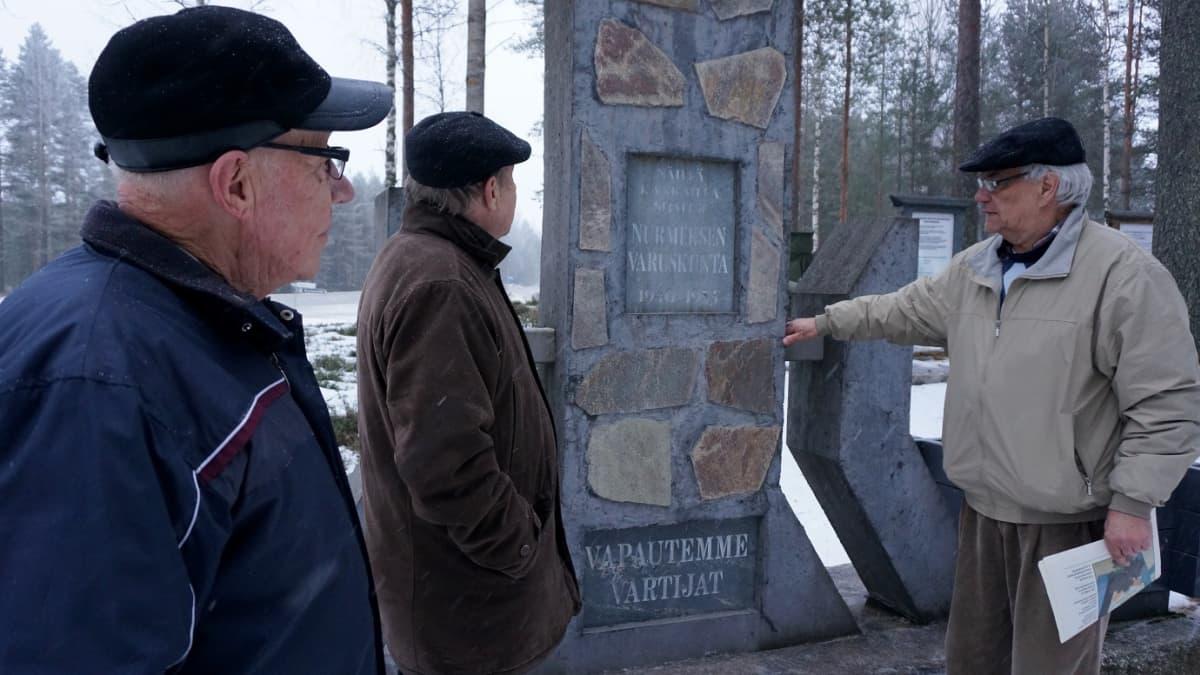 Vapautemme vartijat -muistomerkki