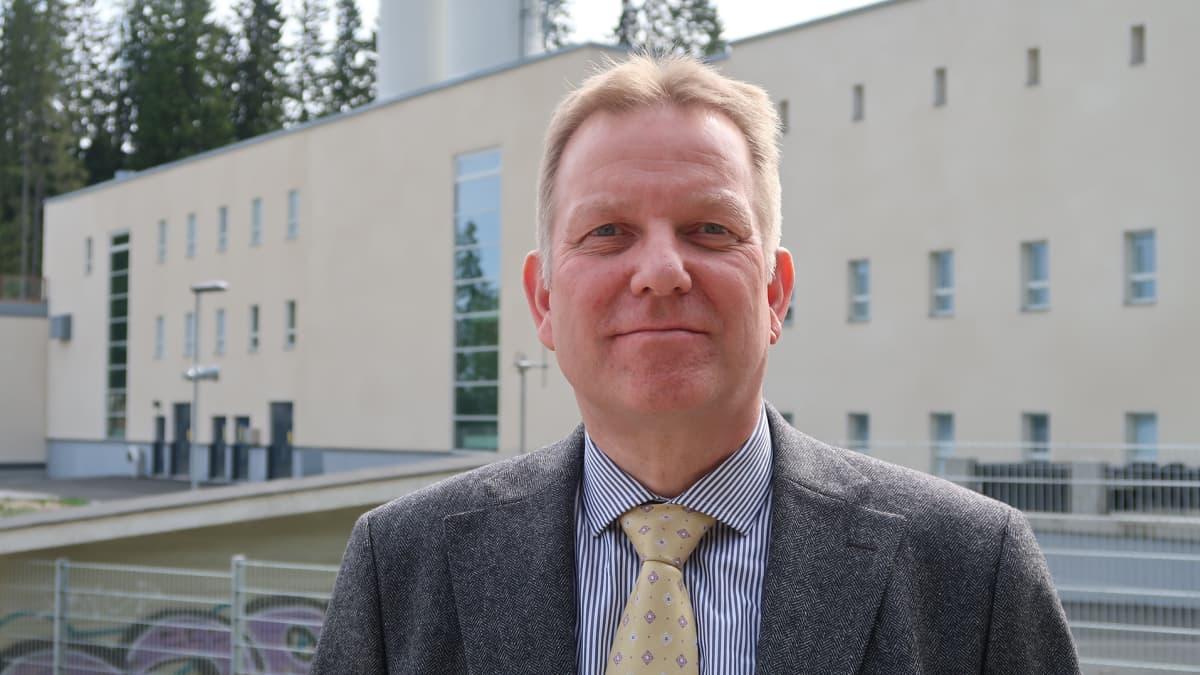 Tampereen Vesi toimitusjohtaja