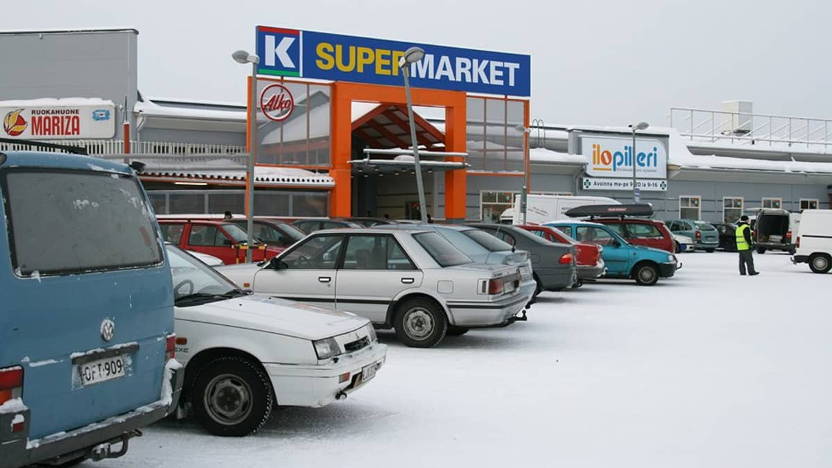 K-Supermarket Eteläkeskus Rovaniemellä