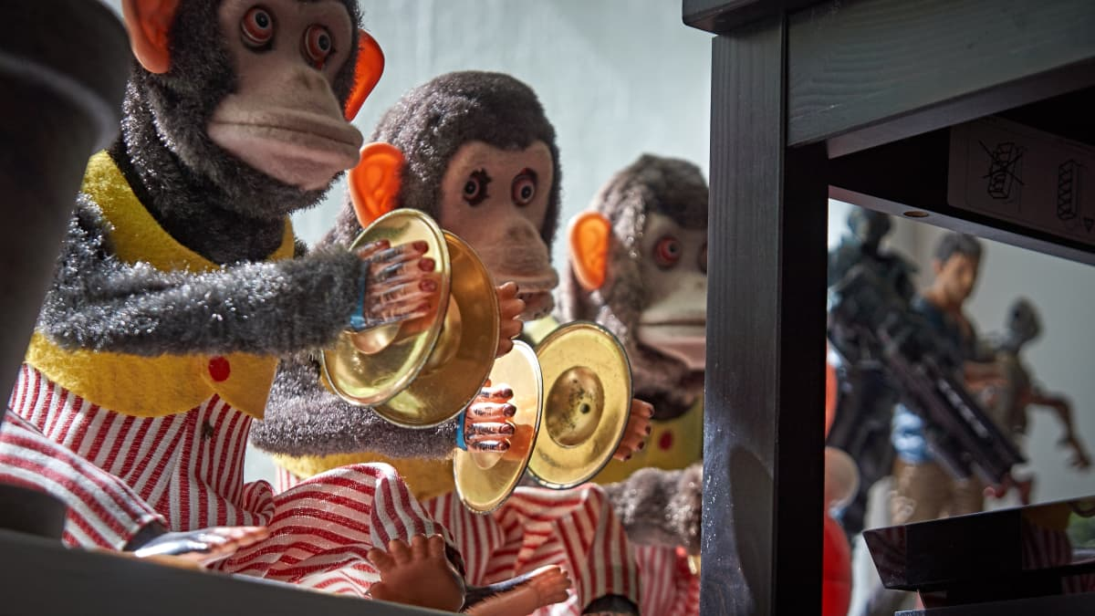 Tubettajan apinaorkesteri