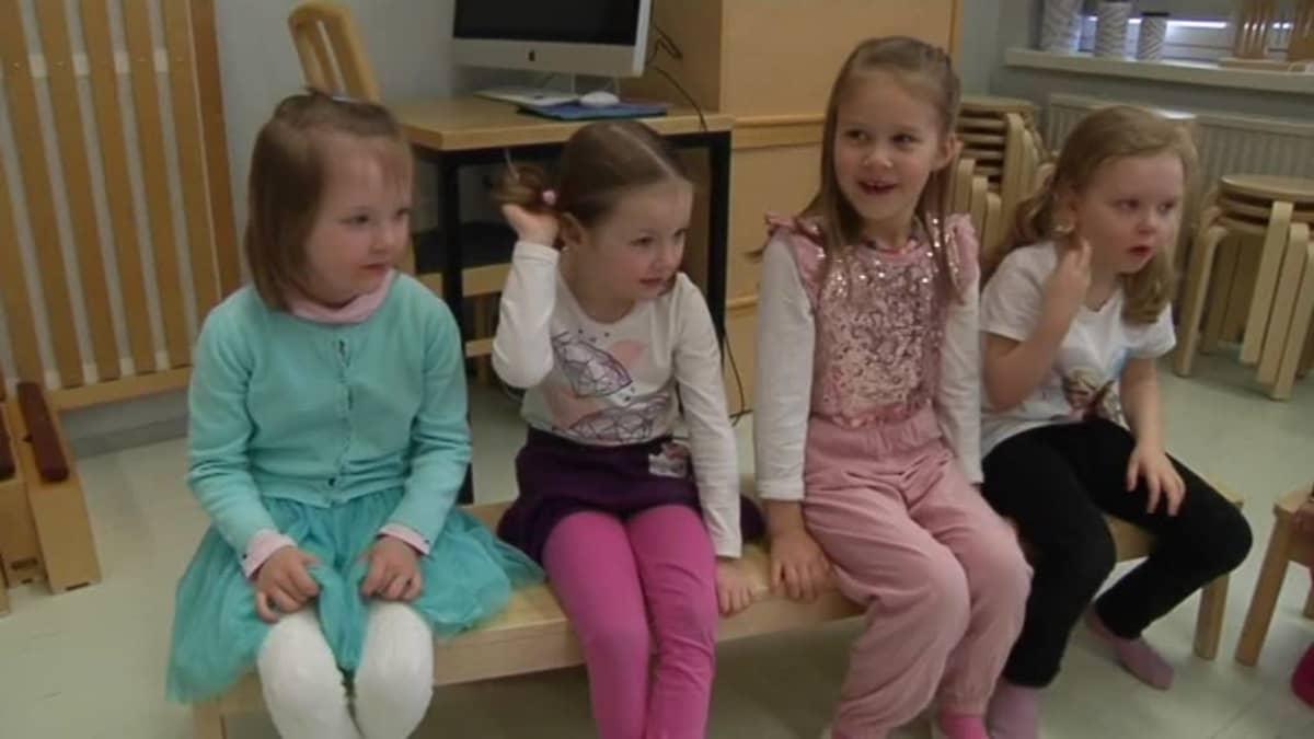 Yle Uutiset Häme: Sibelius-opiston viisivuotiaat muskarilaiset laulavat