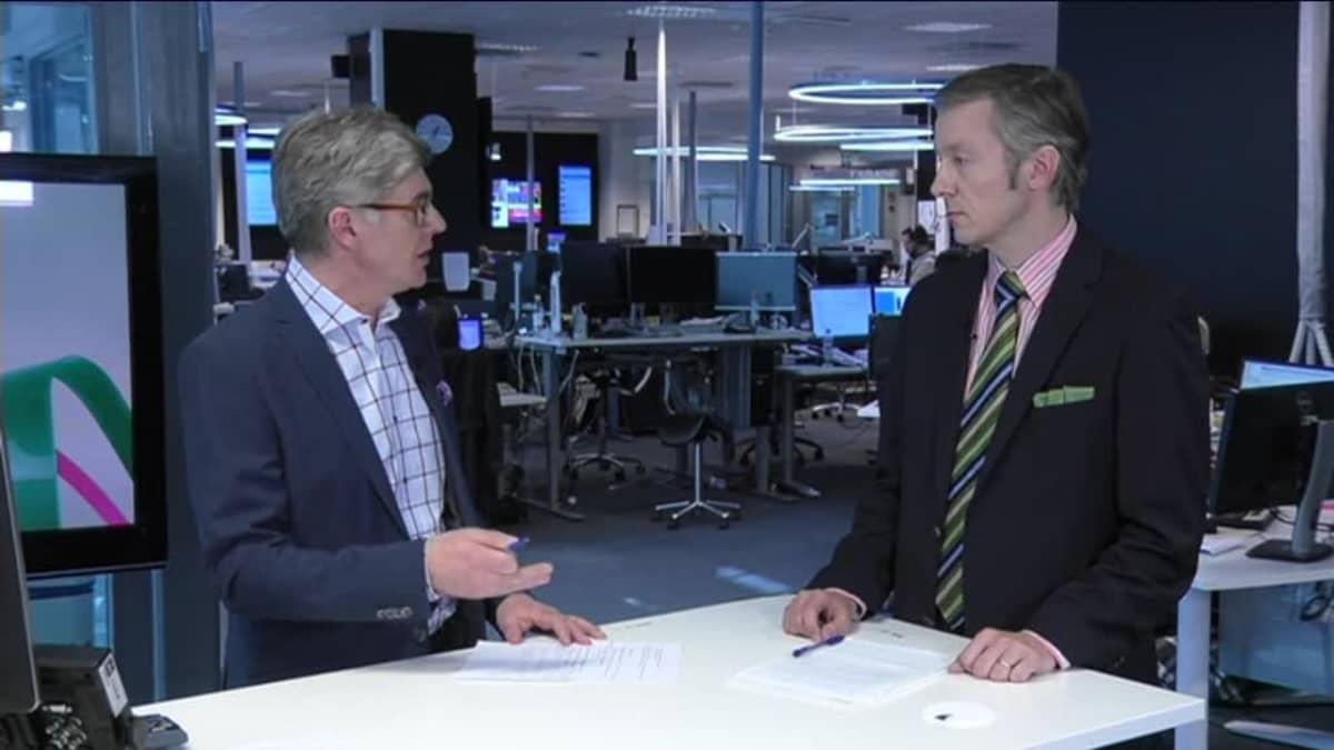 Uutisvideot: Yrittäjät: Tärkein työkalu on annettu pois – työllisyystavoitteeseen ei päästä