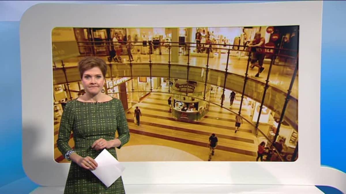 Uutisvideot: Nykyajan kauppa on elämysmatka