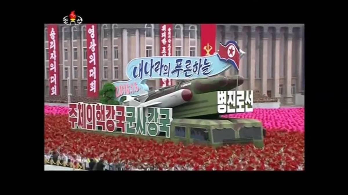Uutisvideot: Pohjois-Korea järjesti värikkään paraatin puoluekokouksen päätteeksi