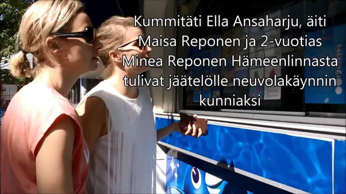 Yle Uutiset Häme: Entinen Mr. Maahanmuuttaja valmistui terveydenhoitajaksi: työllistää nuoria jäätelökioskilla