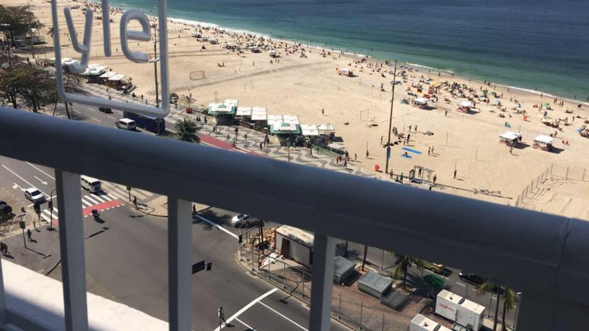 Suorana Copacabanalta: Kysy Riosta ja olympialaisista