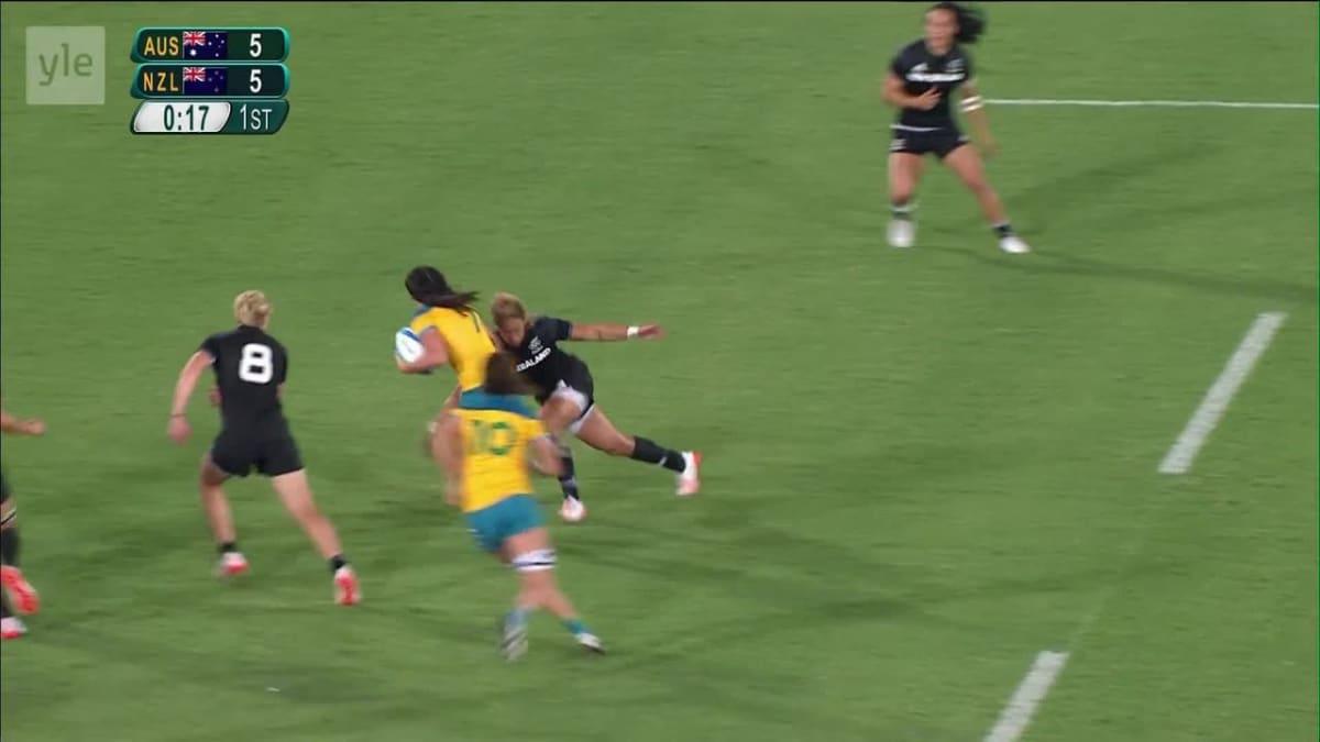 Rion olympialaiset: Australian Helmet Rion rugbymestaruuteen!