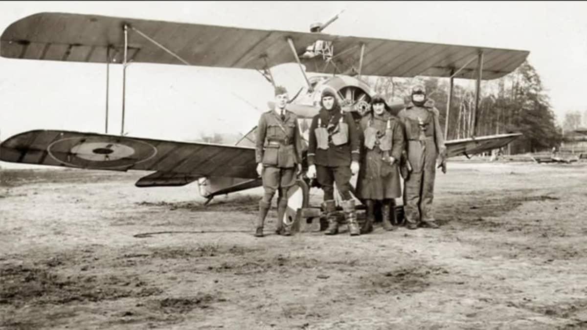 Ylen aamu-tv: Brittisotilaat Suomessa vuonna 1919