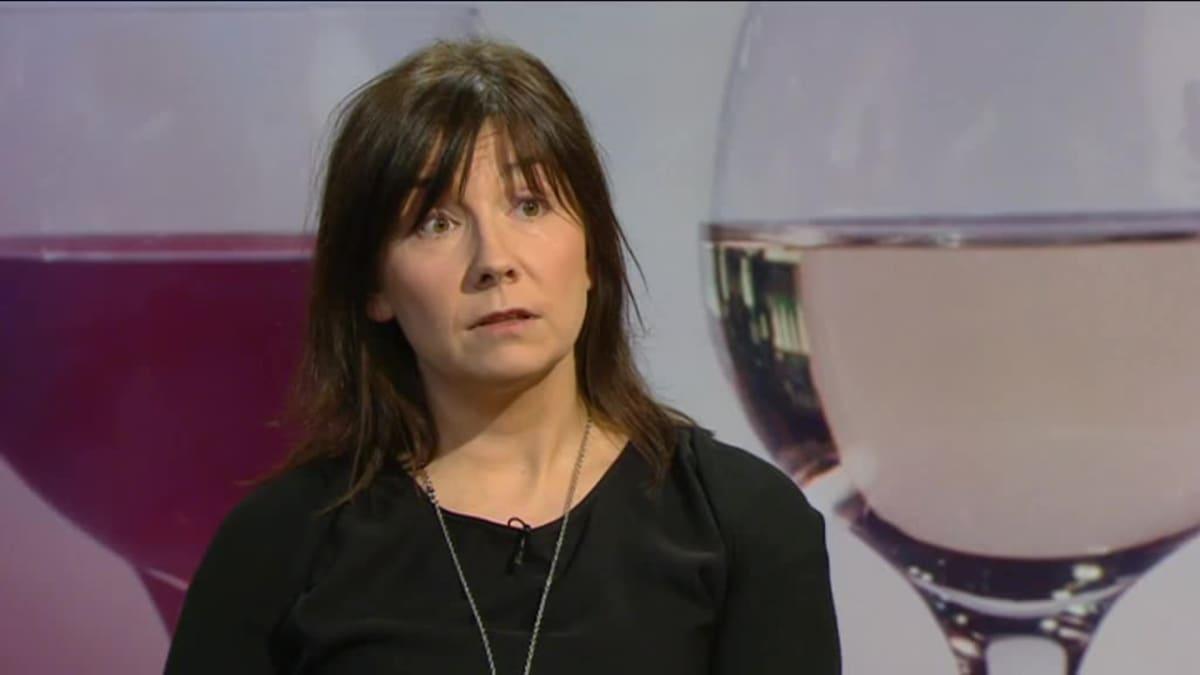 Ylen aamu-tv: Kun nainen juo