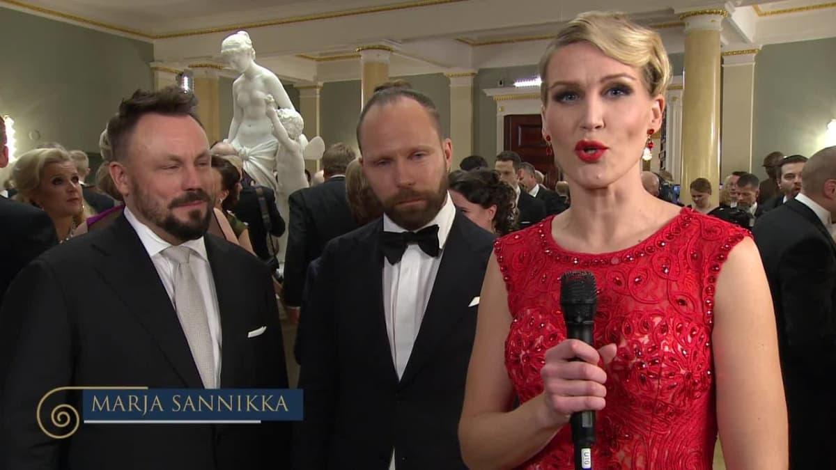 Itsenäisyyspäivä: Riku Rantala ja Tuomas Milonoff haastattelussa