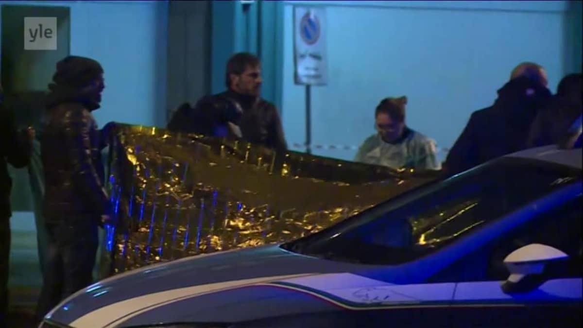 Uutisvideot: Berliinin terrori-iskusta epäilty on ammuttu Milanossa