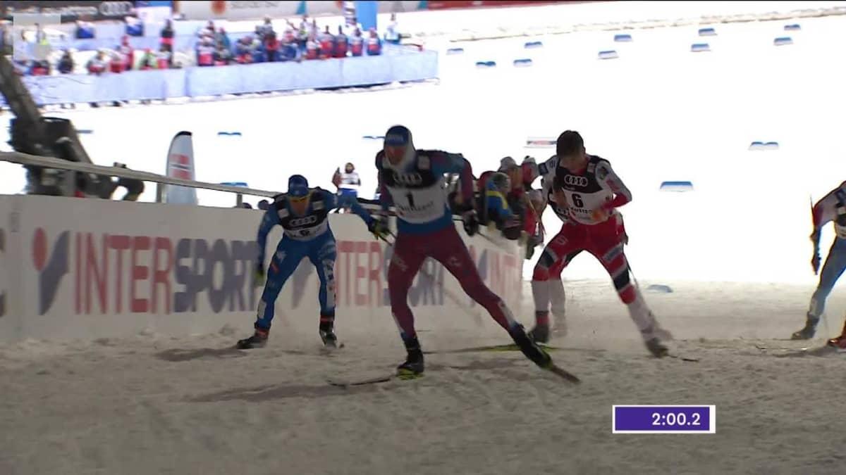 MM-Lahti, päivän tapahtumat: Pellegrino voitti miesten sprinttifinaalin - Hakola kuudes
