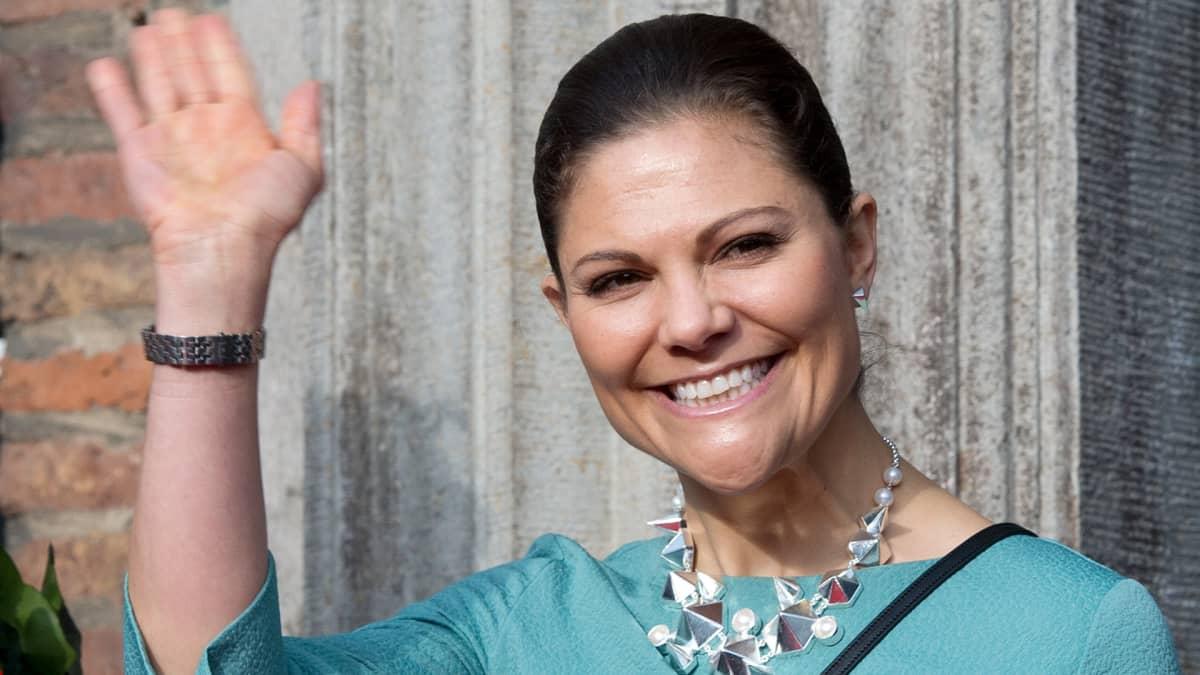 Ruotsin kruununprinsessa Victoria täyttää 40 vuotta - tule mukaan juhlimaan