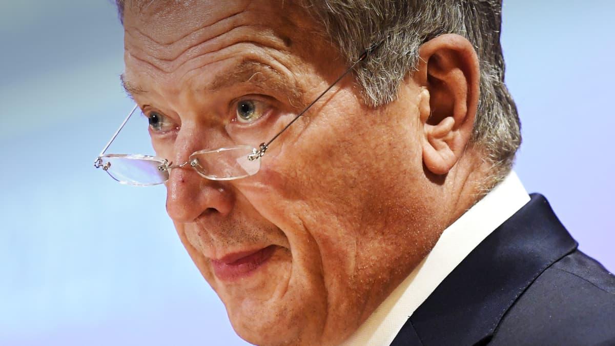 Uutisvideot: Niinistö palasi puheessaan Turun tapahtumiin