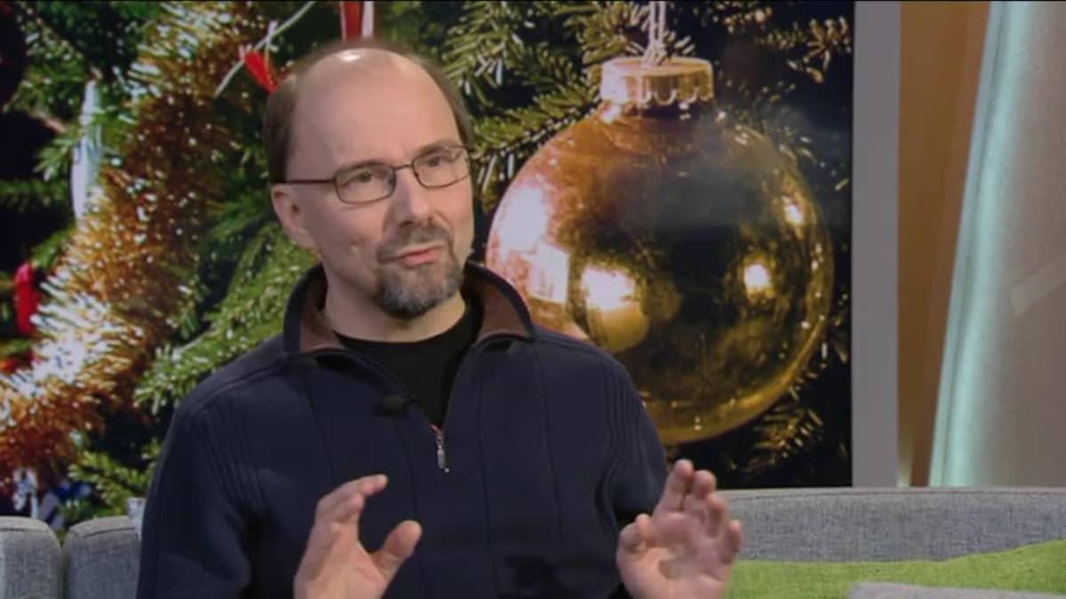 Ylen aamu-tv: Joulutraditiot ovat muuttuneet kovasti