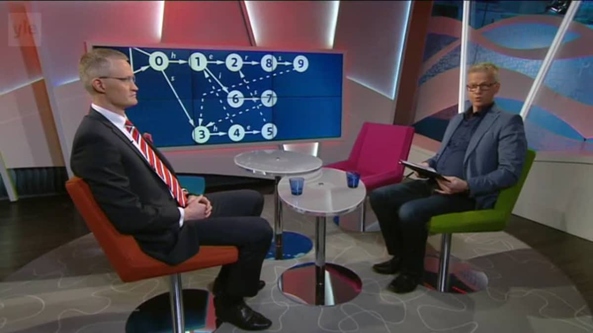 Ylen aamu-tv: Algoritmeilla voitaisiin vaikuttaa äänestämiseen