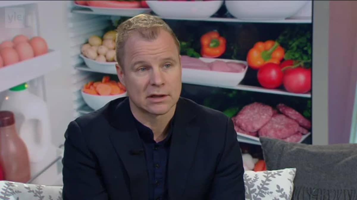 Ylen aamu-tv: Intuitiivisella syömisellä parempia tuloksia