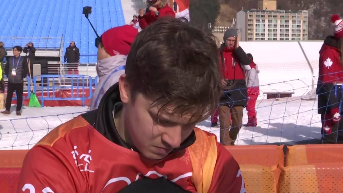 Korean olympialaiset: Anton Lindfors: Tämä on täysi oikeusmurha.