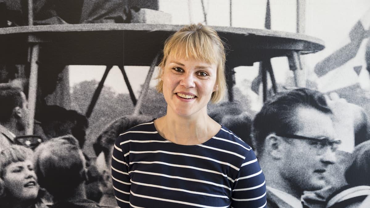 Setäkuiskaaja Jenni Karjalainen listaa kolme setämies-tyyppiä