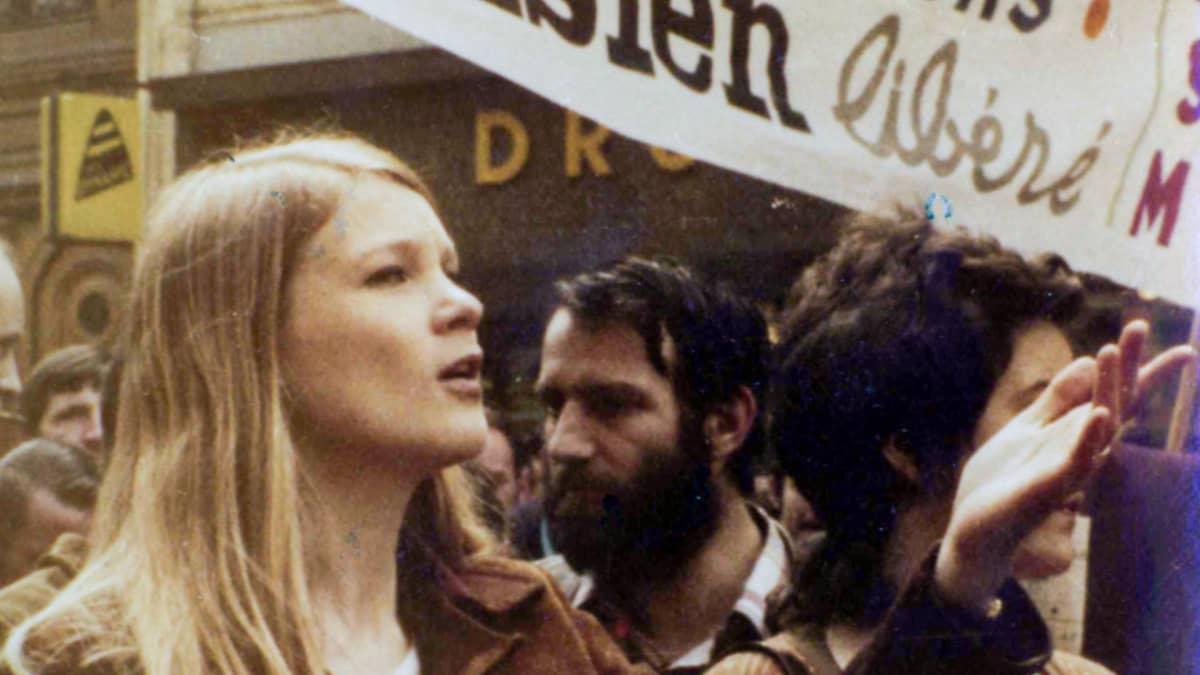 Mia marssi 1968 Pariisissa maailman muuttamiseksi