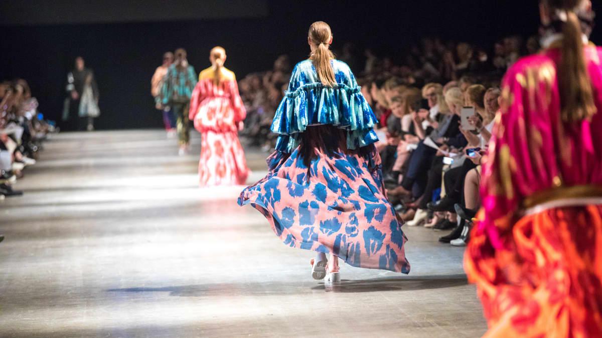 Suomi-muodin nuoret lupaukset esittelevät mallistonsa