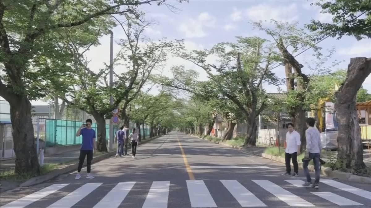 Turistit astelevat nyt Fukushiman ydinonnettomuuden autioittamilla kaduilla
