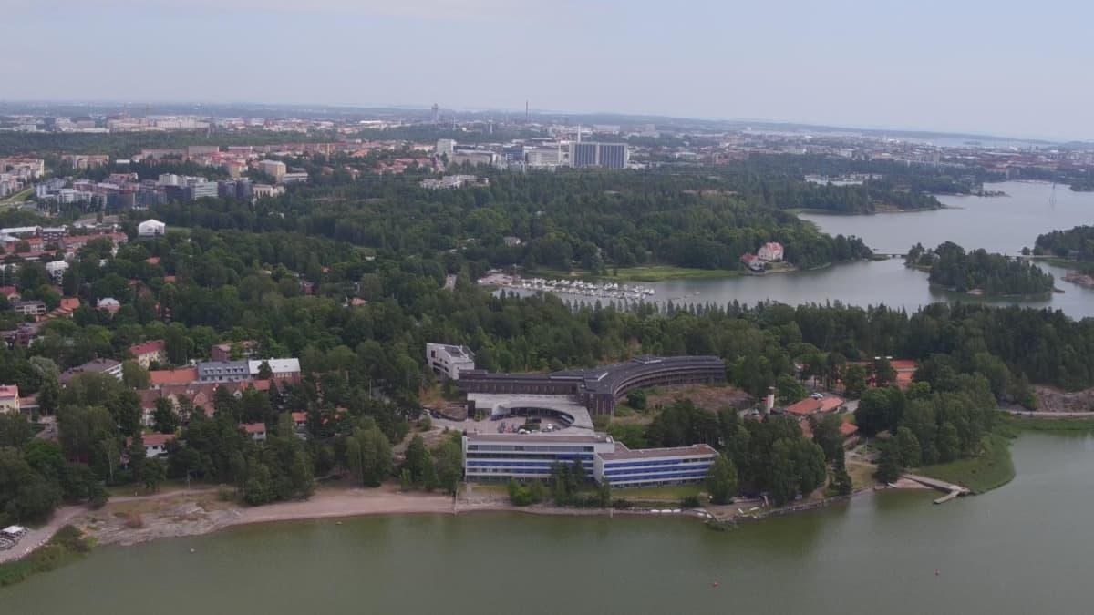Helsingin Kalastajatorpalla on kestitetty valtionjohtoa moneen otteeseen