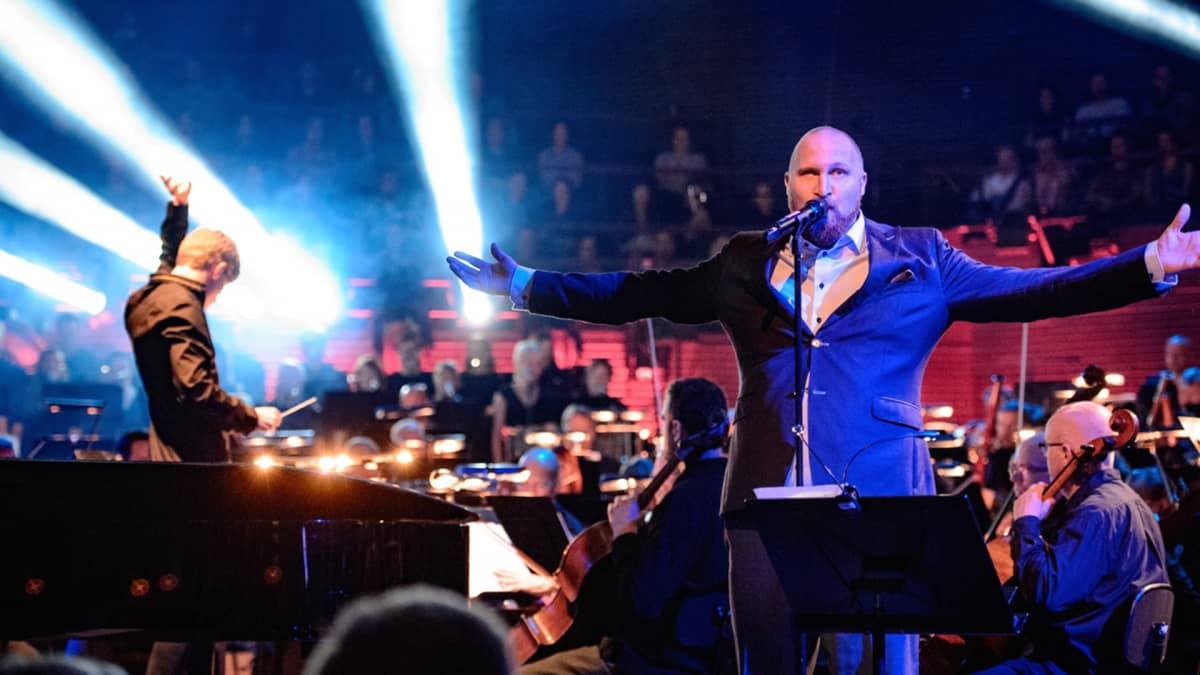 Classical Trancelations in Concert: konsertti Helsinki Areenalta